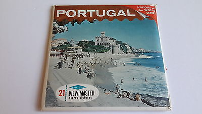 Viewmaster packet set 3d PORTUGAL