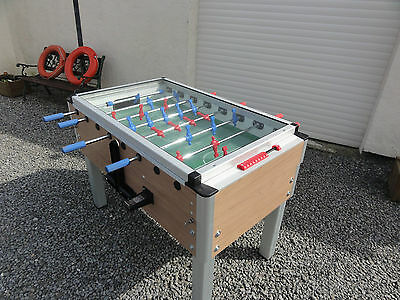 Coin Operated Football Table soccer  table new with free delivery