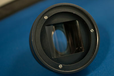 + Very rare 1,75x anamorphic lens used by Lars Von Trier!! (tag: baby Hypergonar
