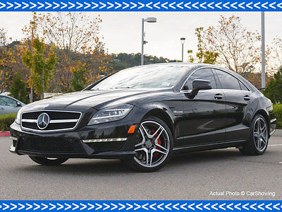 2014 Mercedes-Benz CLS-Class CERTIFIED 2014 MB CLS63 AMG  LOADED CERTIFIED 2014 MB CLS63 AMG  LOADED 4 dr Coupe Automatic Gasoline 5.5L 8 Cyl Obs