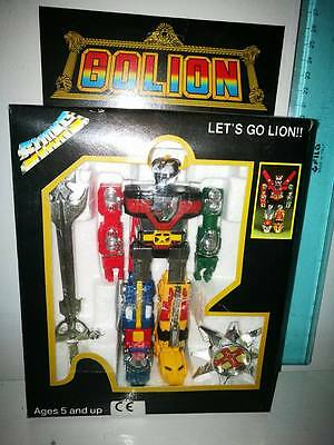 Robot Golion Bandai 1981 St Occasione Vintage Toy