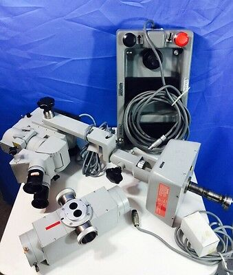 Zeiss OPMI 6 Surgical Microscope w/ Foot Control