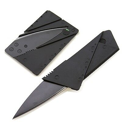 15 x Credit Card Knives Lot, folding, wallet thin, pocket survival micro knife