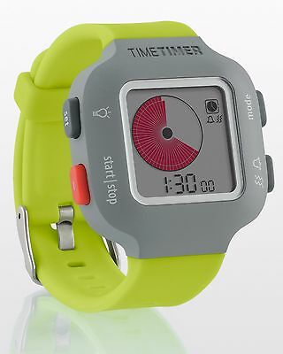 TIME TIMER Watch Plus Green Small Size Visual Management Tool ADHD Autism