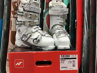 New Womens Nordica Ski boots -Excess Stock - Retail Store Clearance - Size 24.5