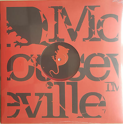"""Cirez D - In The Reds / Century Of The Mouse (Eric Prydz) - 12"""" Vinyl - Sealed"""