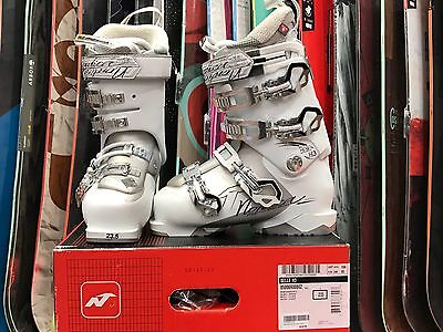 New Womens Nordica Ski boots -Excess Stock - Retail Store Clearance - Size 23.5