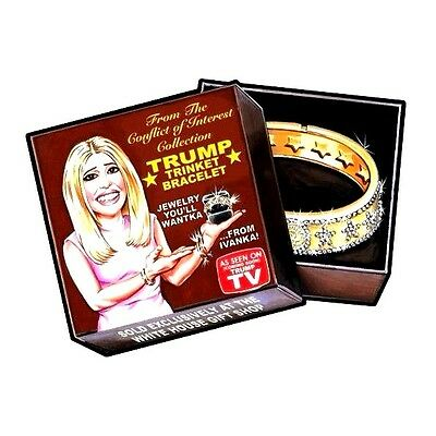 "2016 Wacky Packages/gpk's Jewelry From Ivanka ""now Available"" Limited Edition"