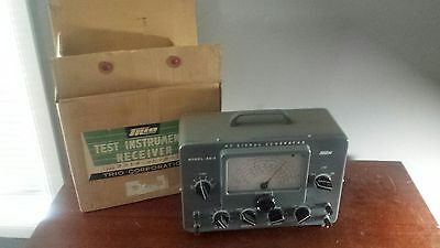 Vintage Trio RF Signal Generator Model SG-2 Made in Japan Test Equiptment
