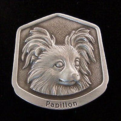 Papillon Fine Pewter Dog Breed Ornament