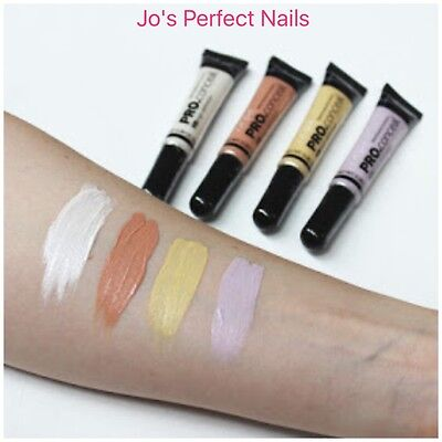 LA L.A Girl Pro Conceal HD Concealer New & Sealed - NEW Colours You Choose