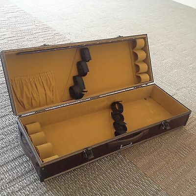 MADE IN JAPAN SHAKUHACHI CASE with key / W 74 ×26×15cm, 3820g