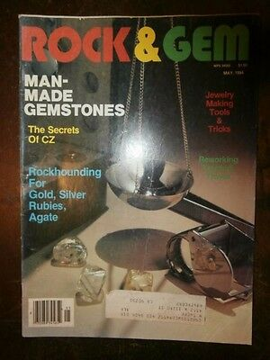 ROCK & GEM Magazine May 1984