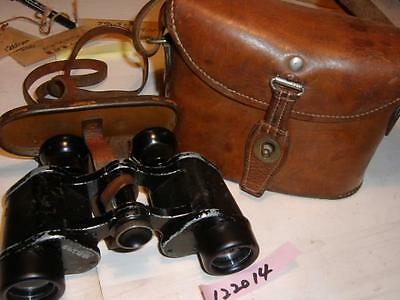 Swiss Collection Swiss Army Binoculars /  circa .1915