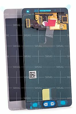 Samsung A5 A500f LCD Touch Screen Digitizer Display silver silber GH97-16679C