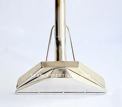"""Carpet Cleaning Standard Profile 12"""" S-Bend AW29 style 2-Jet 1.5"""" Wand"""