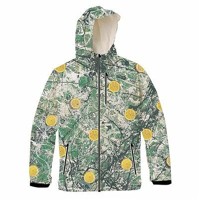Stone roses official Lemons Jacket with free poster A3 Official etihad