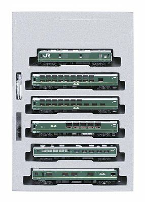"New N Gauge 10-869 24 System \""Twilight Express\\\"" 6-Car Basic Set"