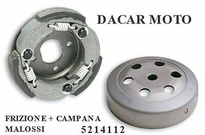 5214112 Clutch + Bell Malossi Yamaha Jogrr 50 2T Lc