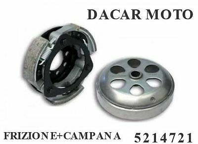 5214721 Clutch + Bell Malossi Mbk Skyliner 250 4T Lc