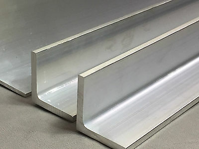 Aluminium Angle 25mm x25mm x2mm Length 2000mm Give Your Price !