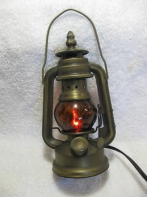 Antique Design Electric Lantern-Hanging Light-Night Light-Collectible-Gift-Home!