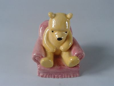 "Royal Doulton Winnie the Pooh ""Pooh in the armchair"" WP4"