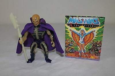 Scare Glow -1987/NoCoo- (Masters of the Universe) komplett mit Comic