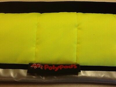 Polypads Fluorescent Horse Driving Breastcollar Pad