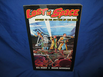 LOST IN SPACE Voyage to Bottom of Soul GRAPHIC NOVEL TPB Bill Mumy LIS FINALE