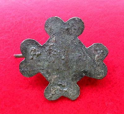 Ancient Viking Bronze Fibula Brooch RARE!!!!
