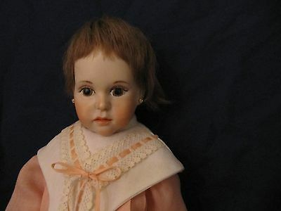Phyllis Wright Eugenia Marie Porcelain Doll