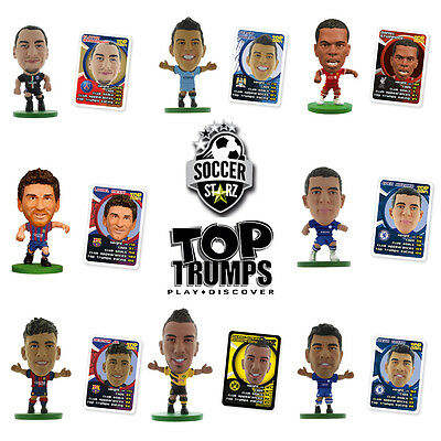 Soccerstarz - OFFICIAL FOOTBALL CLUB - Choose your favourite player