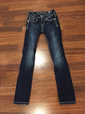 BUCKLE GIRLS MISS ME SKINNY Jeans Size 8