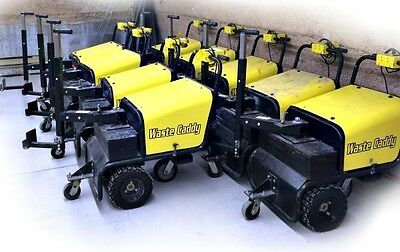 WasteCaddy - Dumpster Mover - Dumpster Pullers - Waste Container And Bin Pullers