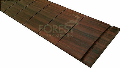 "Indian rosewood guitar fretboard, fingerboard 25.5"" Fender compound radius"