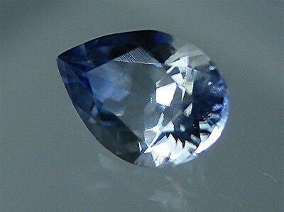 Benitoite Faceted Gemstone, .42 carats, VVS, #bf110