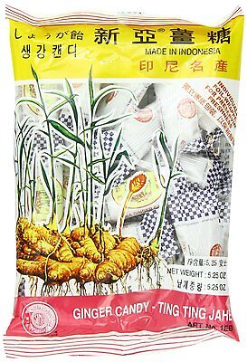 Fast Shipping Ting Ting Jahe Ginger Candy 125g / FREE SHIPPING BUY 3 GET 1 FREE