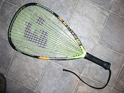 E-Force Torment Used Racquetball racquet 3-5/8