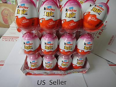 6X-Kinder Joy with Surprise Eggs in Disney Toy & Chocolate For girls US Seller