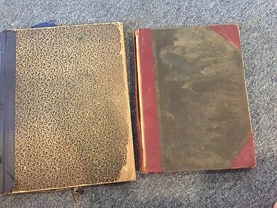 Int. Workers Order Communist Party Ledger Dues Book Simpson  Carbondale Pa