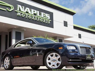 2014 Rolls-Royce Other Base Coupe 2-Door 2014 Rolls-Royce Wraith, Phantom, Ghost, Flying Spur, S550, S63, 750Li, A8