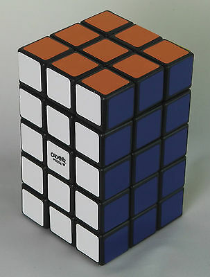 Calvin's proportional 3x3x5 Cuboid shapeshifting puzzle