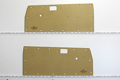 Toyota Hilux Single Cab Door Cards / Trim Panels. Aug 1983 - Aug 1988