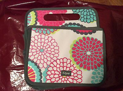 Thirty One Double Duty Caddy Bubble Bloom Nwot