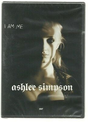 I am Ashlee Simpson DVD New