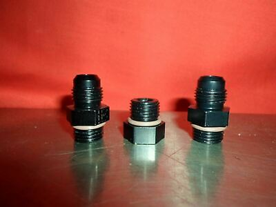 Aeromotive Regulator FITTING Kit (2) 6-AN (1) PLUG