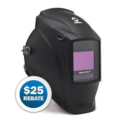 Miller 257213 Digital Elite Black Welding Helmet