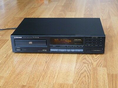 Pioneer Single Disc CD Player PD-4700