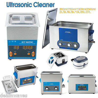 Professional Ultrasonic Cleaner Bath Cleaning Tool Ultra Sonic Cleaning Machine